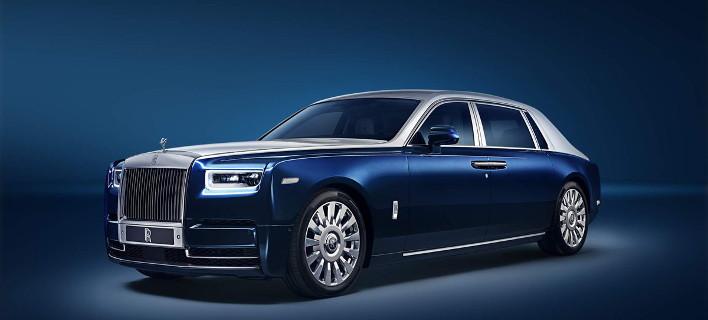 Rolls Royce Phantom EWB: Το απόλυτο αυτοκίνητο για να ταξιδέψει κάποιος «αόρατα» [εικόνες]