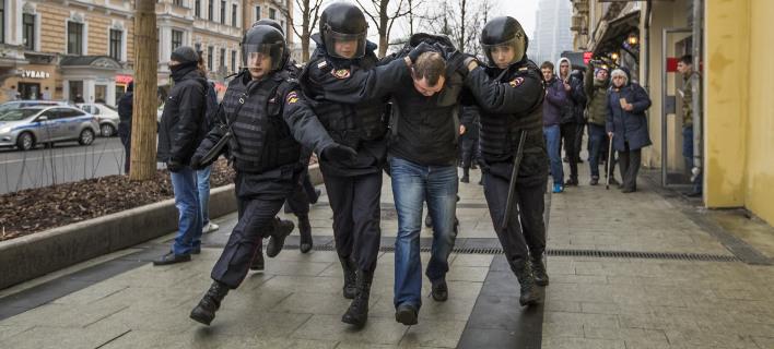 Φωτογραφία: AP/ Pavel Golovkin
