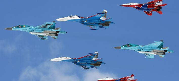 Ο Πούτιν βομβαρδίζει -Τα 5 είδη αεροσκαφών που στέλνει η Ρωσία [εικόνες & βίντεο]