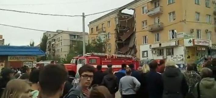 Ισχυρή έκρηξη σε πολυκατοικία στη νοτιοδυτική Ρωσία- Δύο νεκροί, 11 τραυματίες [εικόνες & βίντεο]
