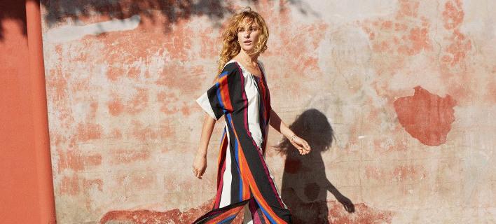 Μοντέλο με φόρεμα /Φωτογραφία: & Other Stories