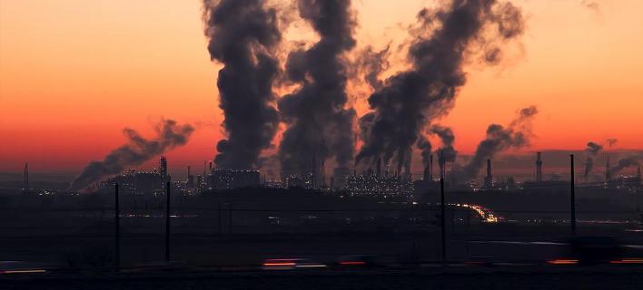 ατμοσφαιρική ρύπανση/Φωτογραφία: pexels