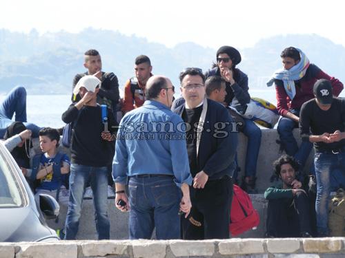 Τρόμος στη Σάμο -Πρόσφυγες έφυγαν από το hotspot απειλώντας με μαχαίρια και γυαλιά [εικόνες & βίντεο] | iefimerida.gr 9