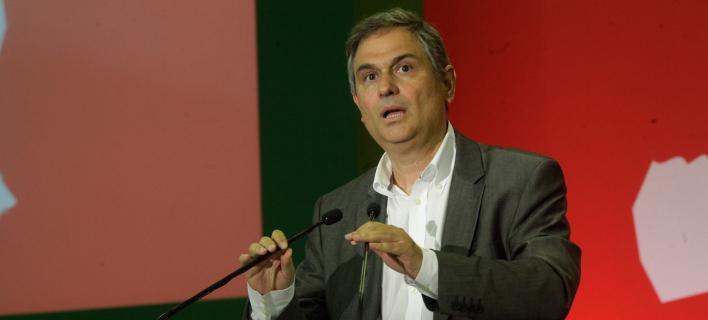 Ο Φίλιππος Σαχινίδης (Φωτο: Eurokinissi)