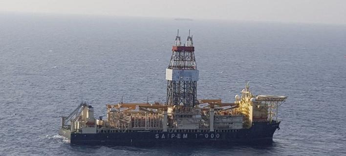 Ρωσική ανησυχία για την κατάσταση στην κυπριακή ΑΟΖ (Φωτογραφία: Twitter)