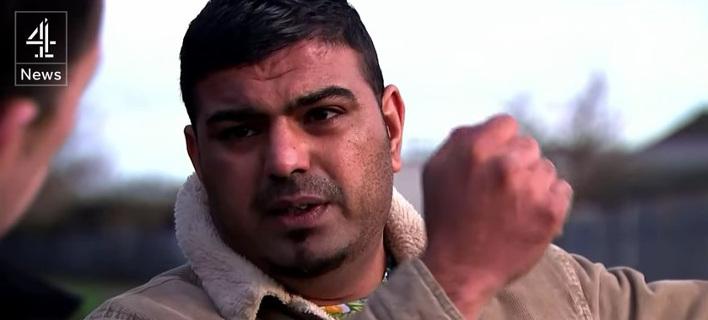Ο Βρετανός εθελοντής που πήγε στη Μυτιλήνη για να σκάβει τάφους για τους νεκρούς πρόσφυγες [βίντεο]