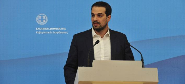 Σακελλαρίδης: Η συμφωνία δεν θα ξεφεύγει από τις κόκκινες γραμμές -Δεν θέλουμε ρήξη