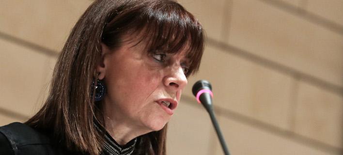 Η Αικατερίνη Σακελλαροπούλου είναι η νέα πρόεδρος του ΣτΕ / Φωτογραφία: Intimenews/ΜΠΑΛΤΑΣ ΚΩΣΤΑΣ