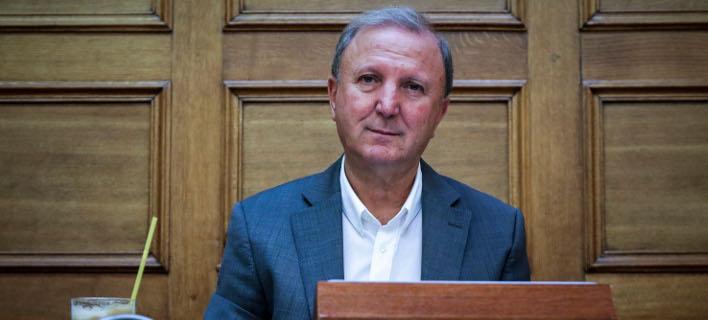 Σάκης Παπαδόπουλος/Φωτογραφία: Eurokinissi