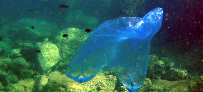 Πλαστική σακούλα/Φωτογραφία: Eurokinissi