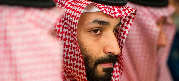 ο πρίγκιπας διάδοχος της Σαουδικής Αραβίας/Φωτογραφία: AP