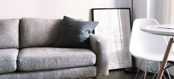 Ενα καθιστικό, Φωτογραφία: Unsplash