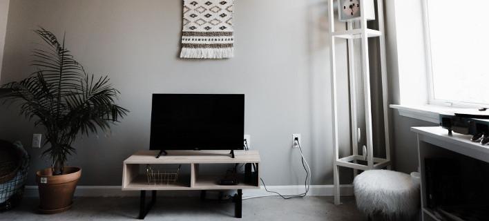 Ενα σαλόνι, Φωτογραφία: Unsplash