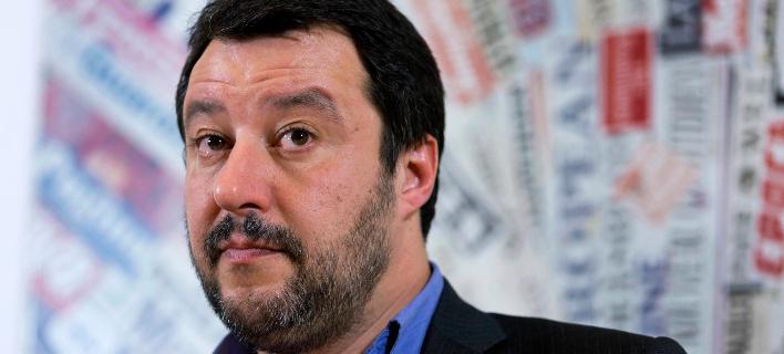 Ματέο Σαλβίνι, Φωτογραφία: AP