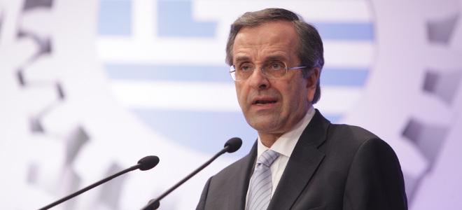 Σαμαράς: «Ξαναφτιάχνουμε την Ελλάδα, με μεράκι κι αλλά ξεχασμένα συστατικά»