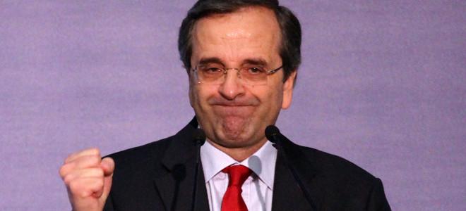 Σαμαράς: «Ο ΣΥΡΙΖΑ εκπροσωπεί την επιστροφή στο παλαιό»