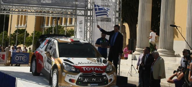 Πετάνε «έξω» την Ελλάδα -Τέλος το Ράλι Ακρόπολις από το πρωτάθλημα του WRC