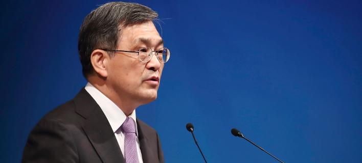 Ο Kwon είναι γνωστός με το παρατσούκλι «Mr Chip». (ΦΩΤΟΓΡΑΦΙΑ: ASSOCIATED PRESS)