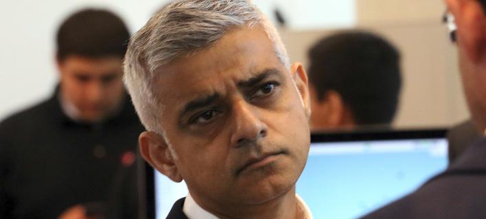 Δήμαρχος Λονδίνου/ Φωτογραφία: AP
