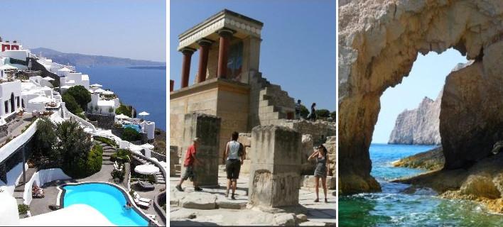 Τρία ελληνικά τα ωραιότερα νησιά της Ευρώπης -Σαντορίνη, Κρήτη και Ζάκυνθος στην κορυφή [εικόνες]