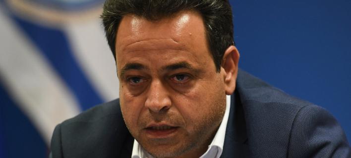 Νεκτάριος Σαντορινιός/Φωτογραφία: Eurokinissi