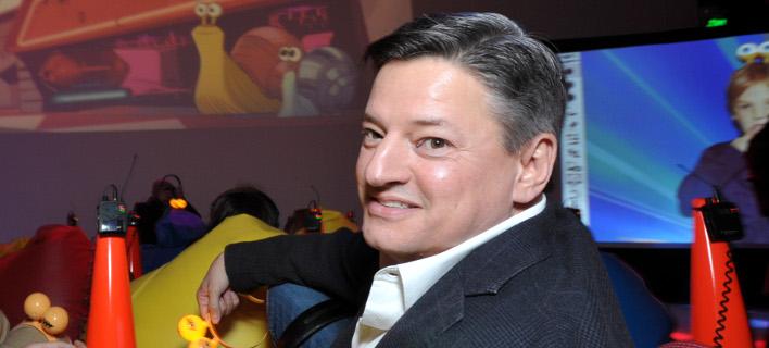 Τεντ Σαράντος (Φωτογραφία: John Shearer/Invision for DreamWorks/AP Images)