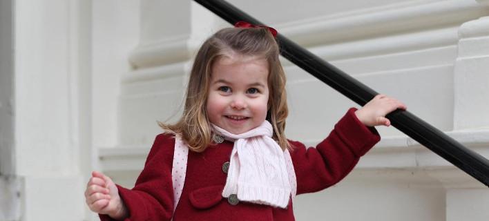 Η τρίχρονη πριγκίπισσα Σάρλοτ, Φωτογραφία: kensingtonroyal/instagram