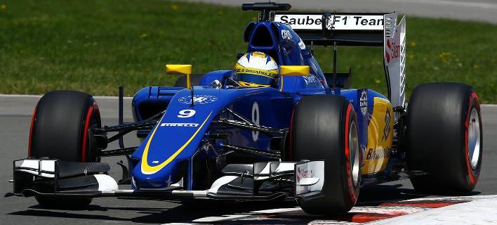 Formula 1: Ποινή για Ερικσον