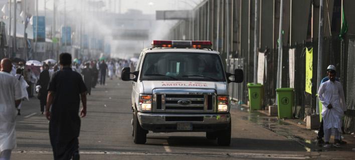 Σαουδική Αραβία (Φωτογραφία: AP Photo/Mosa'ab Elshamy)