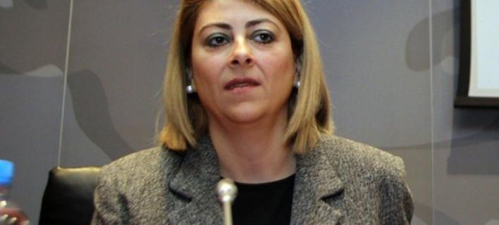 Στην Εισαγγελία η Κατερίνα Σαββαΐδου -Για το κακούργημα της απιστίας