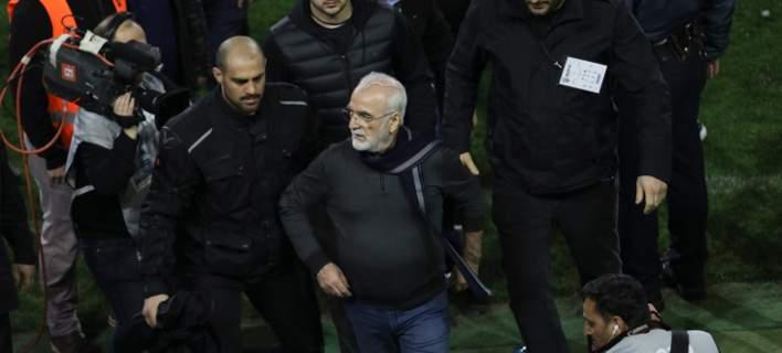 Στα ξένα Μέσα η είδηση τιμωρίας του Σαββίδη / Φωτογραφία: Eurokinissi