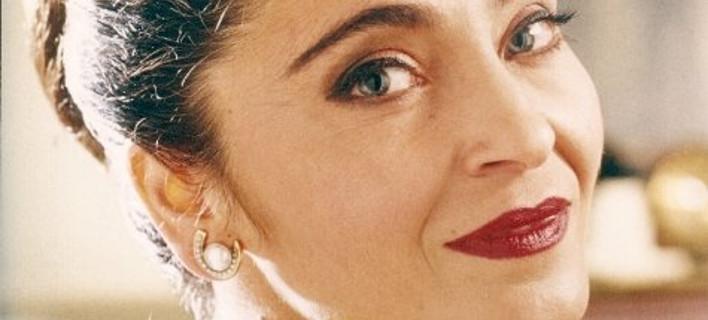 Πέθανε η ηθοποιός Κωνσταντίνα Σαββίδου
