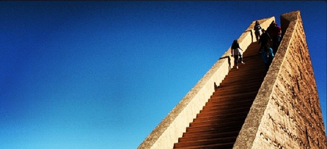 Huffington Post: Αν υπάρχει παράδεισος, τότε αυτές οι σκάλες οδηγούν στις πύλες
