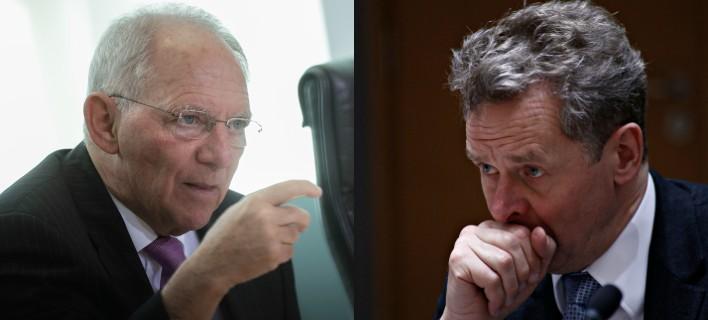 Επίθεση Σόιμπλε στο ΔΝΤ: Πιο ρεαλιστικές οι προβλέψεις της Αθήνας