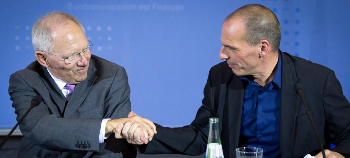 Ραγδαίες εξελίξεις: Κατ' αρχήν συμφωνία στο Eurogroup