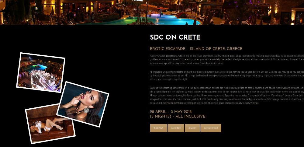 Κρήτη: Οργια για 200 ζευγάρια σε ξενοδοχείο του Ηρακλείου!