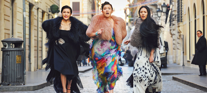 Η κινέζικη απάντηση στο «Sex and the City» που σαρώνει: Λιγότερο σεξ, περισσότερα παπούτσια [εικόνες & βίντεο]