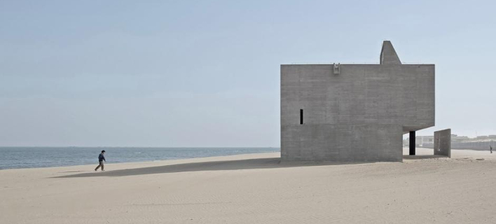Seashore library (Φωτογραφία: Vector Architects)