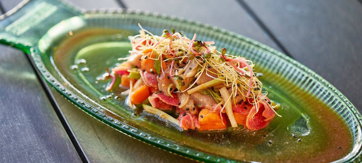 Sea Spice: Γκουρμέ seafood στο πιο καλαίσθητο στέκι των Νοτίων Προαστίων [εικόνες]
