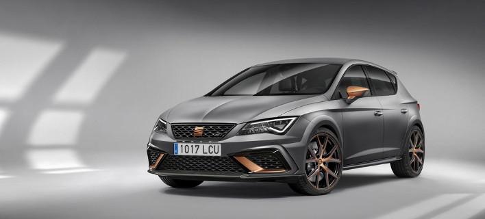 Το Seat Leon Cupra R θα έχει 310 ίππους και θα είναι συλλεκτικό