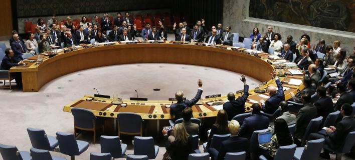 Το Συμβούλιο Ασφαλείας καταδίκασε την εκτόξευση πυραύλου από τη Β. Κορέα (Φωτογραφία: AP/ Jason DeCrow)