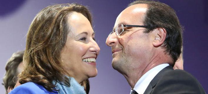 Σεγκολέν Ρουαγιάλ, η πρώην σύντροφος του Ολάντ και υπουργός θα κάνει δική της επιχείρηση