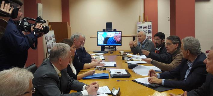 Ξεκίνησε η Επιτροπή Εκτίμησης Σεισμικού Κινδύνου -Συμμετέχουν 20 σεισμολόγοι [εικόνες & βίντεο]