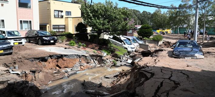 Ιαπωνία-σεισμός: Στους 11 οι νεκροί, 32 αγνοούνται στο χωριό Ατσούμα