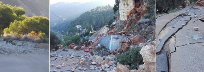 Φόβοι για περισσότερους από δύο νεκρούς στη Λευκάδα -Πολλές καταστροφές