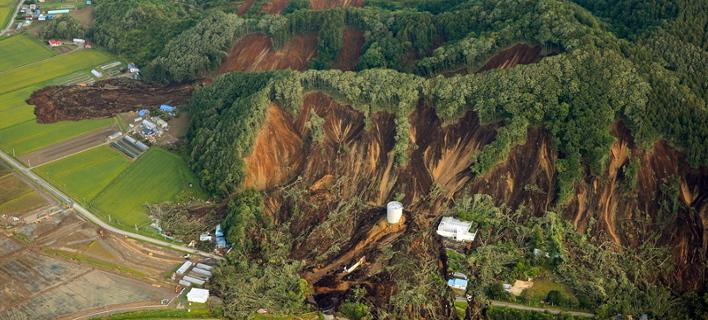 Ιαπωνία: Ανεβαίνει ο αριθμός των θυμάτων από τον σεισμό -Εφτασαν τους 16