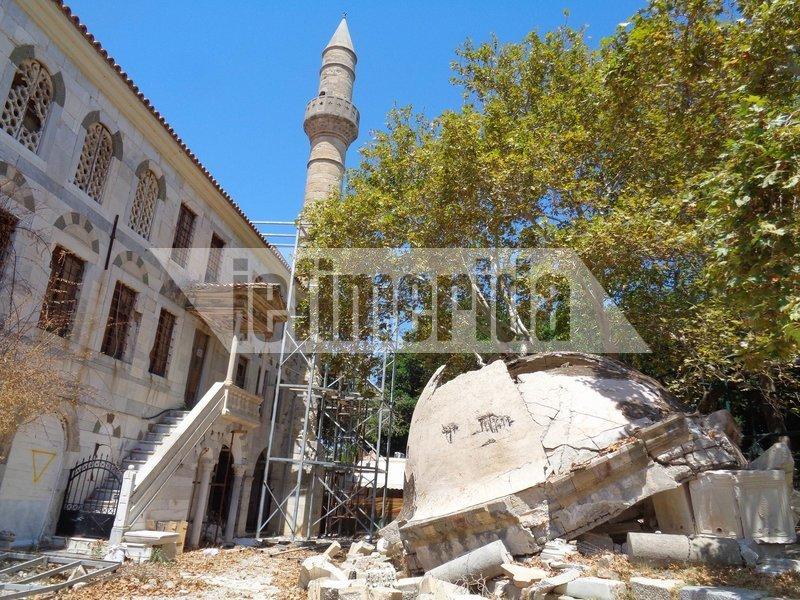 Οι φωτογραφίες των διαλυμένων αρχαιολογικών χώρων θα κάνουν και πάλι τον γύρο του κόσμου