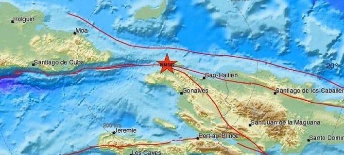 Πληροφορίες για νεκρούς στην Αϊτή