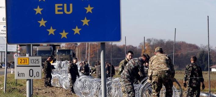 Associated Press: Απόρρητα έγγραφα «προεξοφλούν» την έξοδο της Ελλάδας από την Σένγκεν
