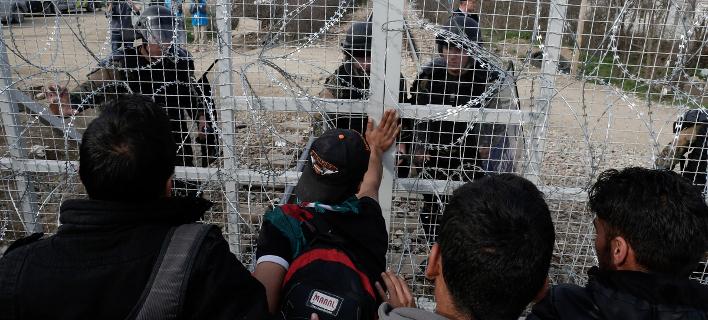 Eλεγχοι σε εσωτερικά σύνορα της ΕΕ/Φωτογραφία: ΑΡ